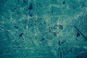Blue painted iron texture